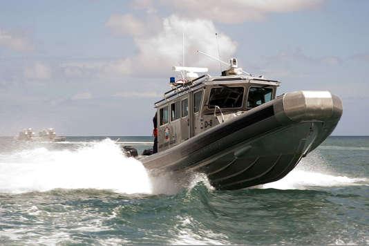 Les intercepteurs sont notamment utilisés par les gardes-côtes.