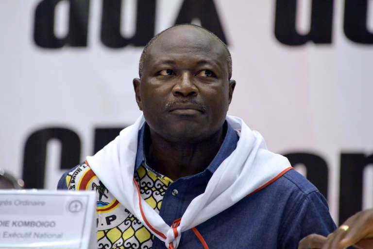Eddie Constance Komboïgo, président du Congrès pour la démocratie et le progrès (le parti de Blaise Compaoré), ne pourra se présenter ni aux législatives, ni à l'élection présidentielle.