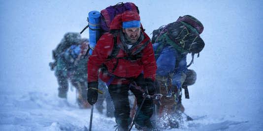 Jason Clarke dans «Everest».