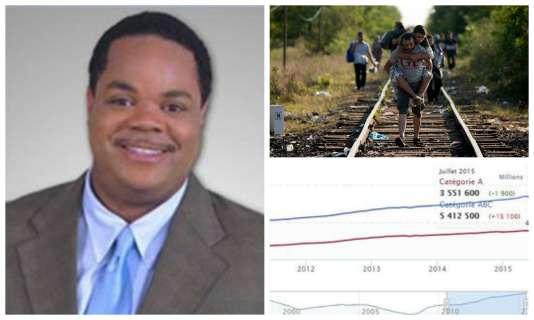 Vester Lee Flanagan, le tireur qui a tué deux journalistes de la chaîne de télévision américaine WDBJ7 ; les migrants entre la Serbie et la Hongrie ; la courbe du chômage du mois de juillet.