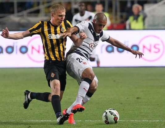 Vainqueurs 1-0 seulement à l'aller chez eux, les Girondins ont été menés 2-0 par les Kazakhs et potentiellement éliminés pendant une dizaine de minute.