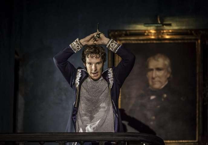L'acteur Benedict Cumberbatch dans