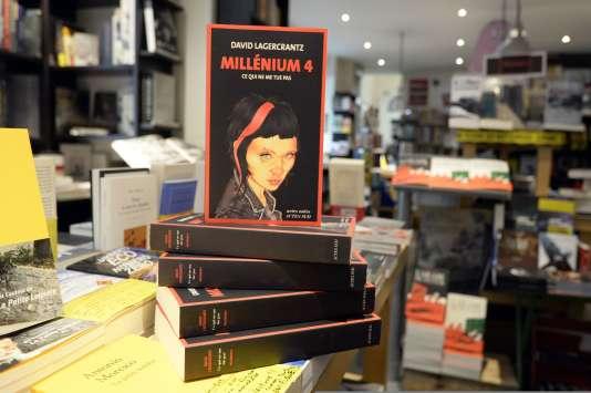 Le tome 4 de « Millénium » est sorti dans une trentaine de pays simultanément.