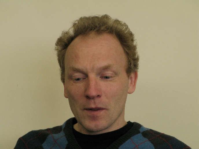 L'écrivain islandais Jon Kalman Stefansson.