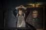 """L'acteur Benedict Cumberbatch dans """"Hamlet"""" au Barbican Centre de Londres, le 4 août 2015."""
