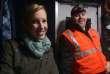 Cette photographie diffusée par la chaîne de télévision WDBJ-TV montre Alison Parker et Adam Ward, les deux journalistes tués le 25 août 2015 à Moneta aux Etats-Unis.