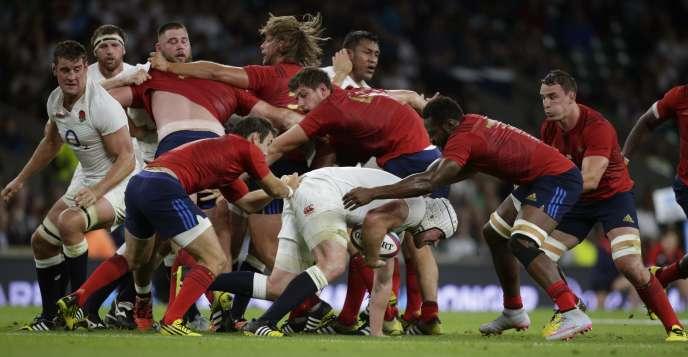 La Coupe du monde de rugby, à partir du 18 septembre, sera le grand évènement sportif télévisuel de la rentrée.