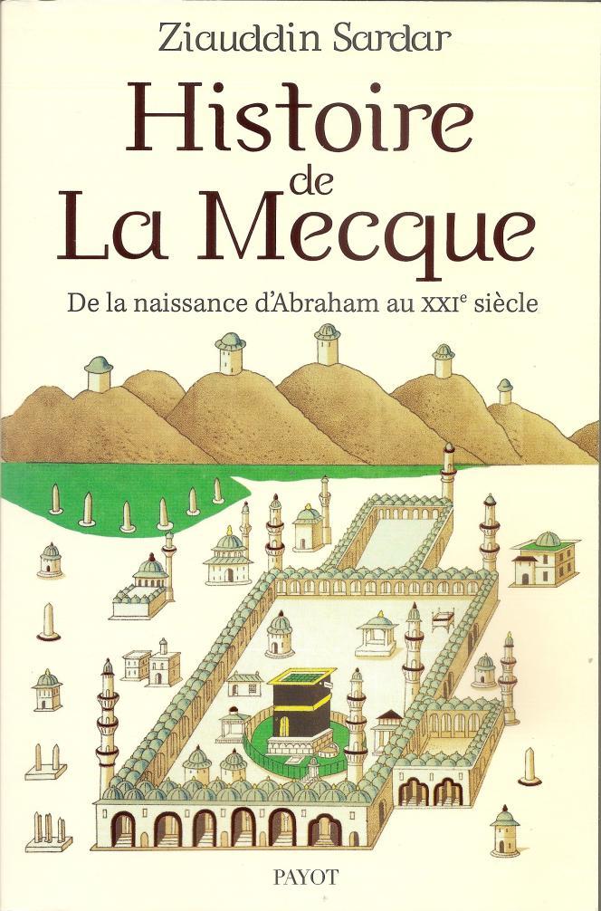 La couverture du dernier livre de Ziauddin Sardar