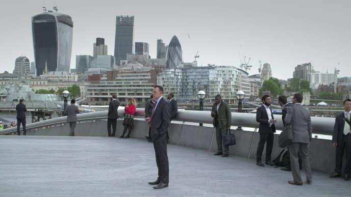 A Londres, le premier espace public bâti par le privé date de la fin des années 1980.