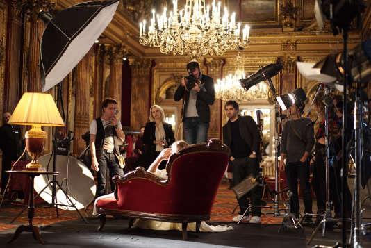 """""""Dix pour cent"""", la série réalisée par Cédric Klapisch, est l'un des moments forts de la rentrée sur France 2"""