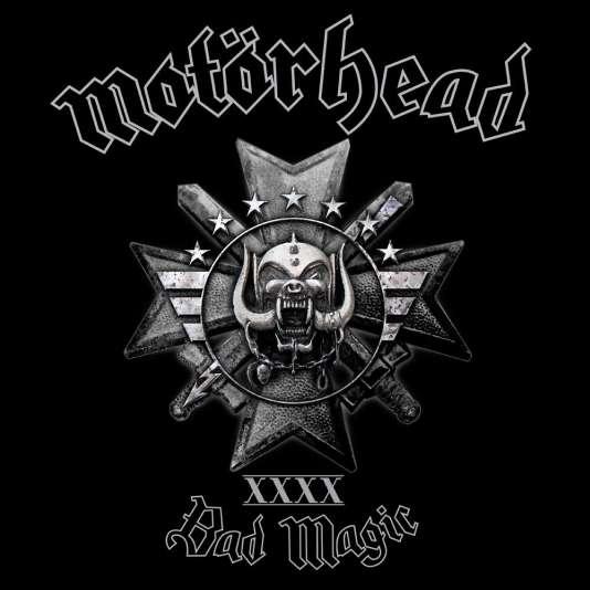 Pochette de l'album « Bad Magic » par Motörhead.