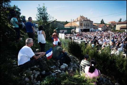 Le petit village rural de Brachay a accordé 72 % de ses suffrages à Marine Le Pen lors de la dernière présidentielle.