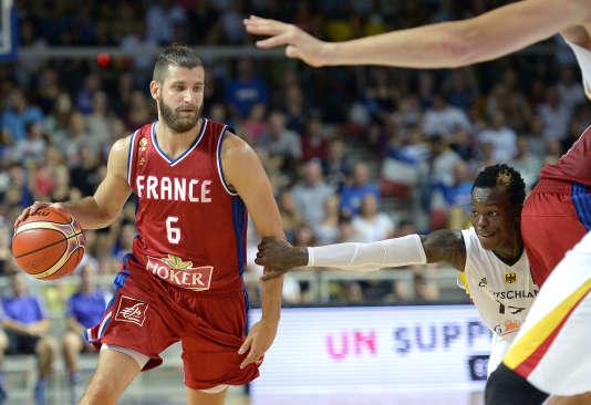 Antoine Diot ne participera pas à l'Euro 2015 en France.