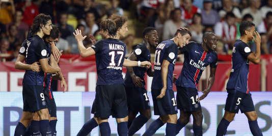Le PSG a enchaîné quatre victoires en quatre matchs, écrasant ses concurrents de Ligue 1.