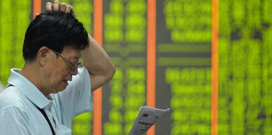 Un journaliste du magazine «Caijing» a été mis en détention après la récente tempête boursière chinoise, pour diffusion de fausses nouvelles sur les titres et les marchés à terme.