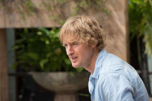 """Owen Wilson dans le film américain de John Erick Dowdle, """"No Escape""""."""