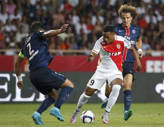 Manchester United s'est offert les services du jeune Anthony Martial pour plusieurs dizaines de millions d'euros.