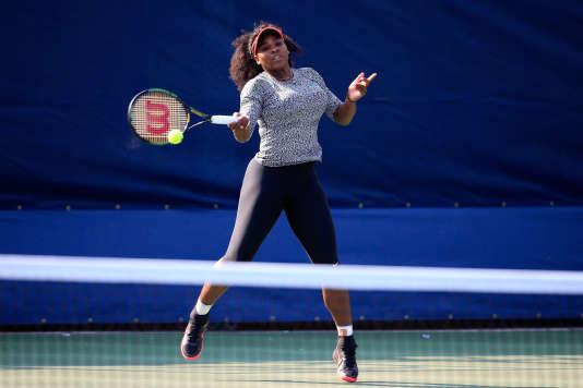 L'Amércaine Serena Williams est la grandissime favorite pour la victoire finale à l'US Open, qui débute aujourd'hui à New York.