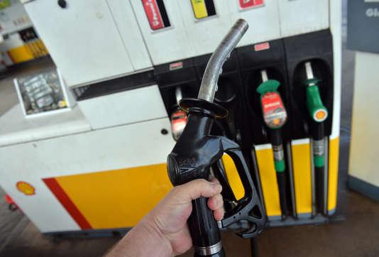 Le prix du gazole a atteint son plus bas depuis cinq ans.