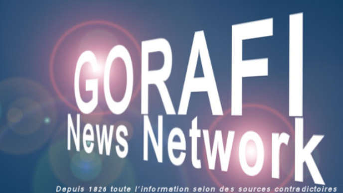 Le logo du Gorafi.