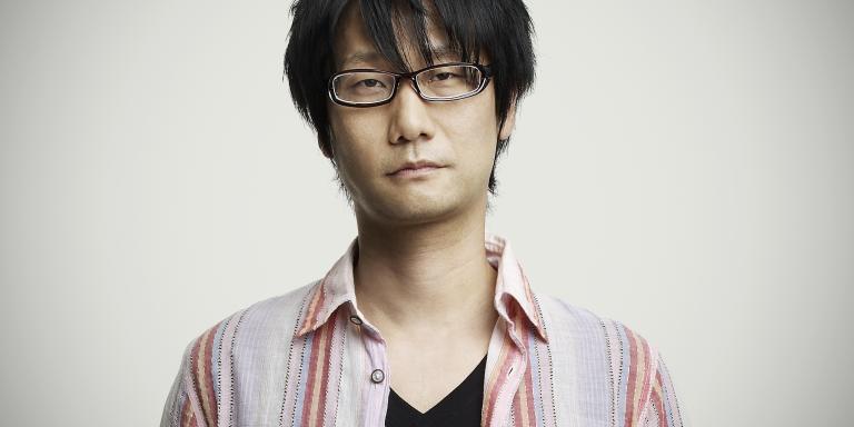 Hideo Kojima, créateur de la série Metal Gear Solid.