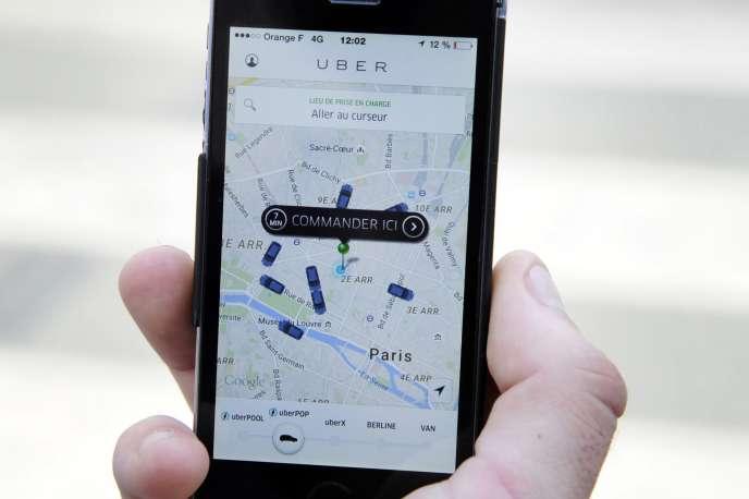 L'application UberPop a été suspendue en France le 3 juillet.