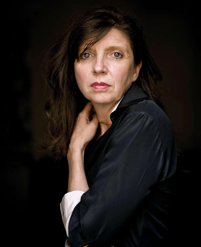 Carole Martinez, en 2015.