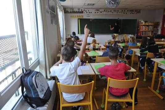 La ministre de l'éducation nationale Najat Vallaud-Belkacem doit faire un point sur les premières mesures concrètes visant à lutter contre la ségrégation scolaire début novembre.