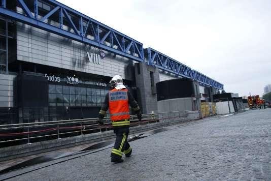 Un incendie a ravagé, à la fin du mois d'août, une partie en travaux de l'établissement.