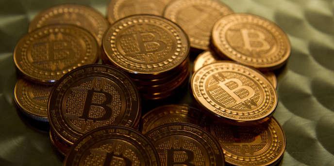 Le bitcoin est une monnaie virtuelle et anonyme.