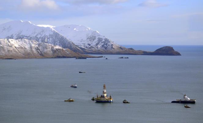 La compagnie estime que le résultat de l'exploration, autorisée par les Etats-Unis, est «clairement décevant».