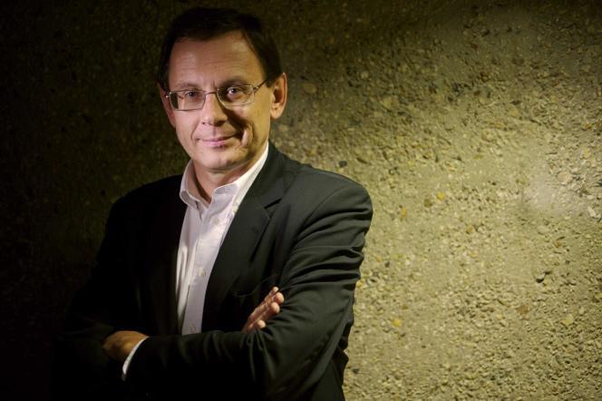 Dominique Boullier, professeur de sociologie et chercheur au Médialab à Sciences Po Paris.