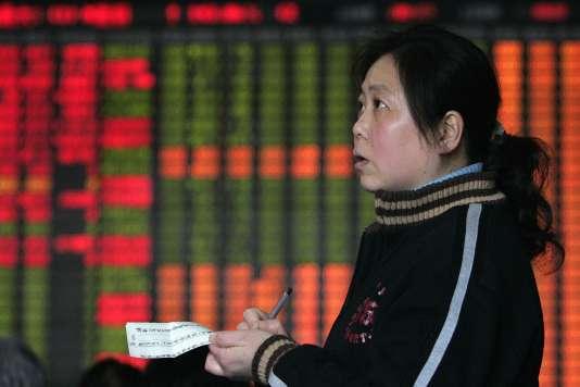 Le « lundi noir chinois », le 21 août, a entraîné de sérieuses turbulences sur les grandes places financières.