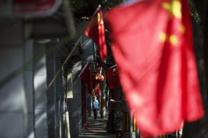 A Pékin (Chine).