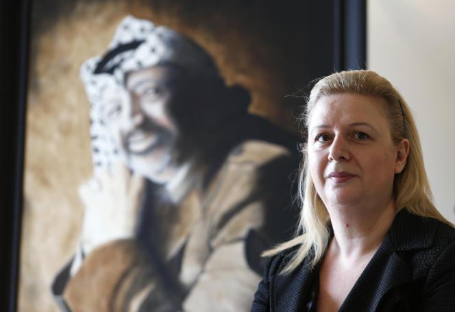 Souha Arafat, veuve de Yasser Arafat, et ses avocats vont faire appel de la décision.
