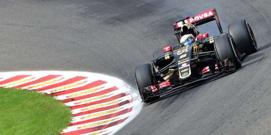 formule 1 dernier tour de piste monza pour lotus et grosjean. Black Bedroom Furniture Sets. Home Design Ideas