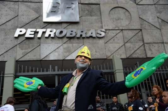 Le scandale Petrobras a particulièrement plombé le Brésil en matière de corruption.