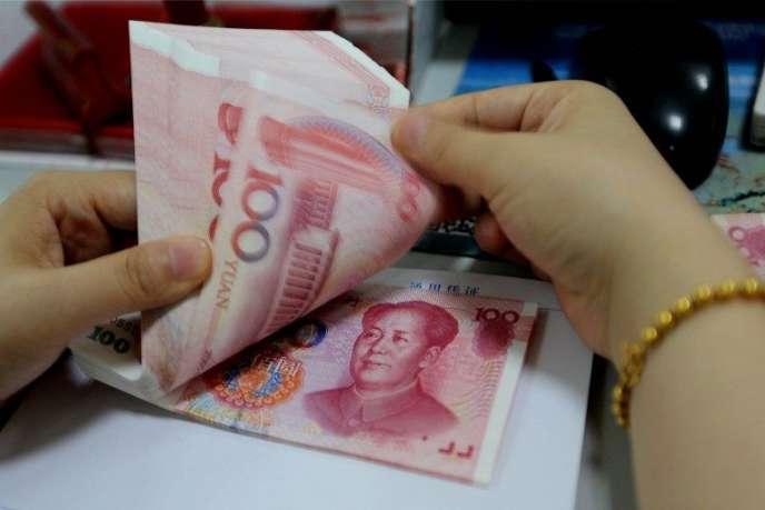 La Chine a procédé à trois dévaluations de sa monnaie, entre les 11 et 13 août.