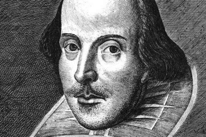 Florio a écrit des œuvres de poésie et des pièces de théâtre, soit en les laissant anonymes, soit en les signant sous le pseudonyme de William Shakespeare, soit parfois avec le seul nom de plume Shake-speare, écrit ainsi, avec un trait d'union (shake spear : « remuer la lance », soit la plume) (Photo: gravure de William Shakespeare).