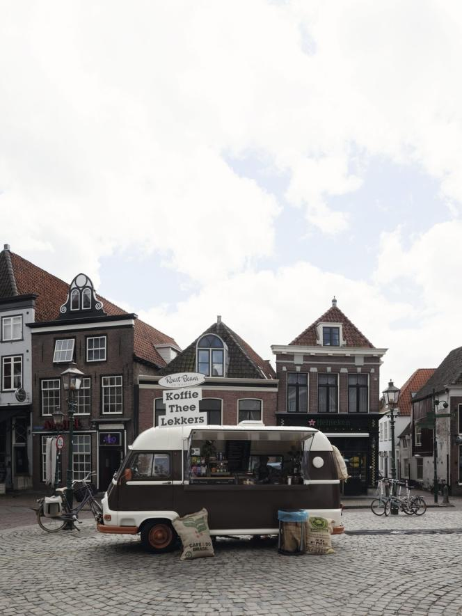 La ville de Hoorn.