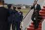 Barack Obama dans le Maryland aux Etats-Unis, le 25 août.