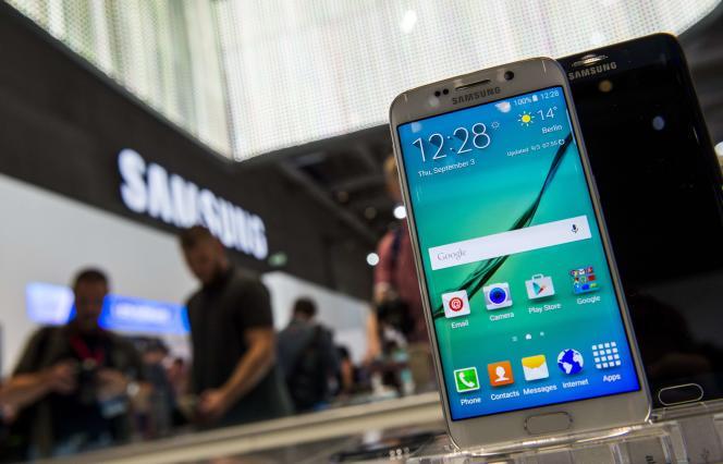 La part de marché de Samsung en Chine sur le marché des smartphones s'est établie à  7,6 % au deuxième trimestre contre 21 % dans le monde.