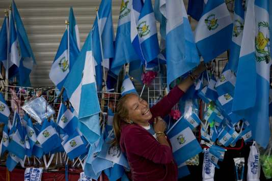 Le président guatémaltèque, Otto Pérez, est accusé de corruption.