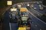 Sur l'autoroute A13, à hauteur de Mantes-la-Jolie, jeudi 3 septembre.