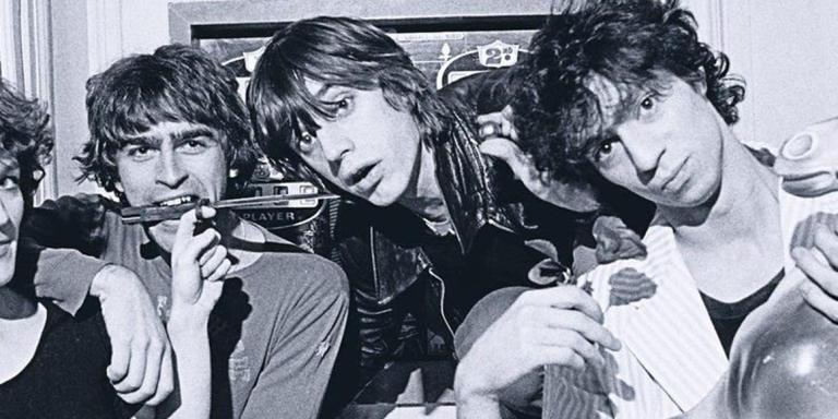 Le groupe Téléphone en 1979.