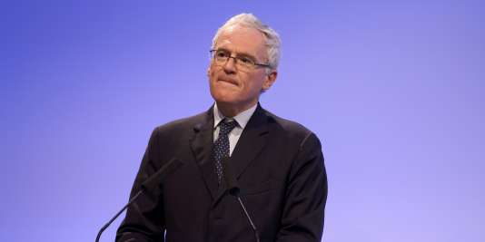 Jean-Bernard Levy, PDG d'EDF.