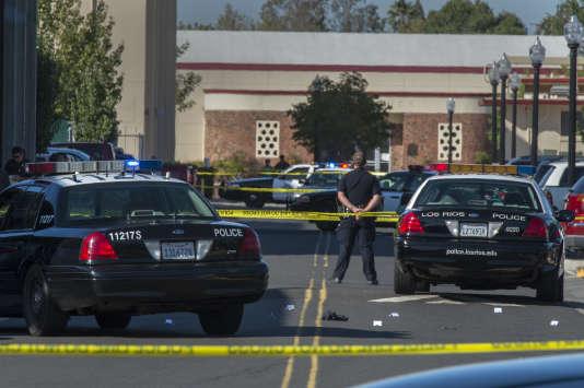 Une fusillade mortelle a eu lieu sur le campus d'une l'université de Sacramento, en Californie, le 3 septembre.