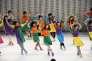 """Dancing Teen Teen"", chorégraphie de Eun-Me Ahn."