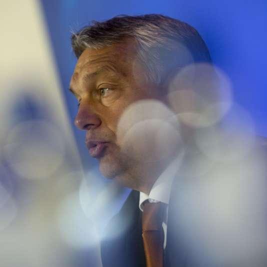 Le premier ministre Viktor Orban le 3 septembre à Bruxelles.