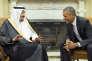 Le roi saoudien Salman et le président américain Barack Obama, à la Maison Blanche, à Washington, le 4 septembre.